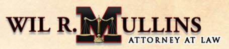 Attorney At Law Wil R. Mullins - ad image