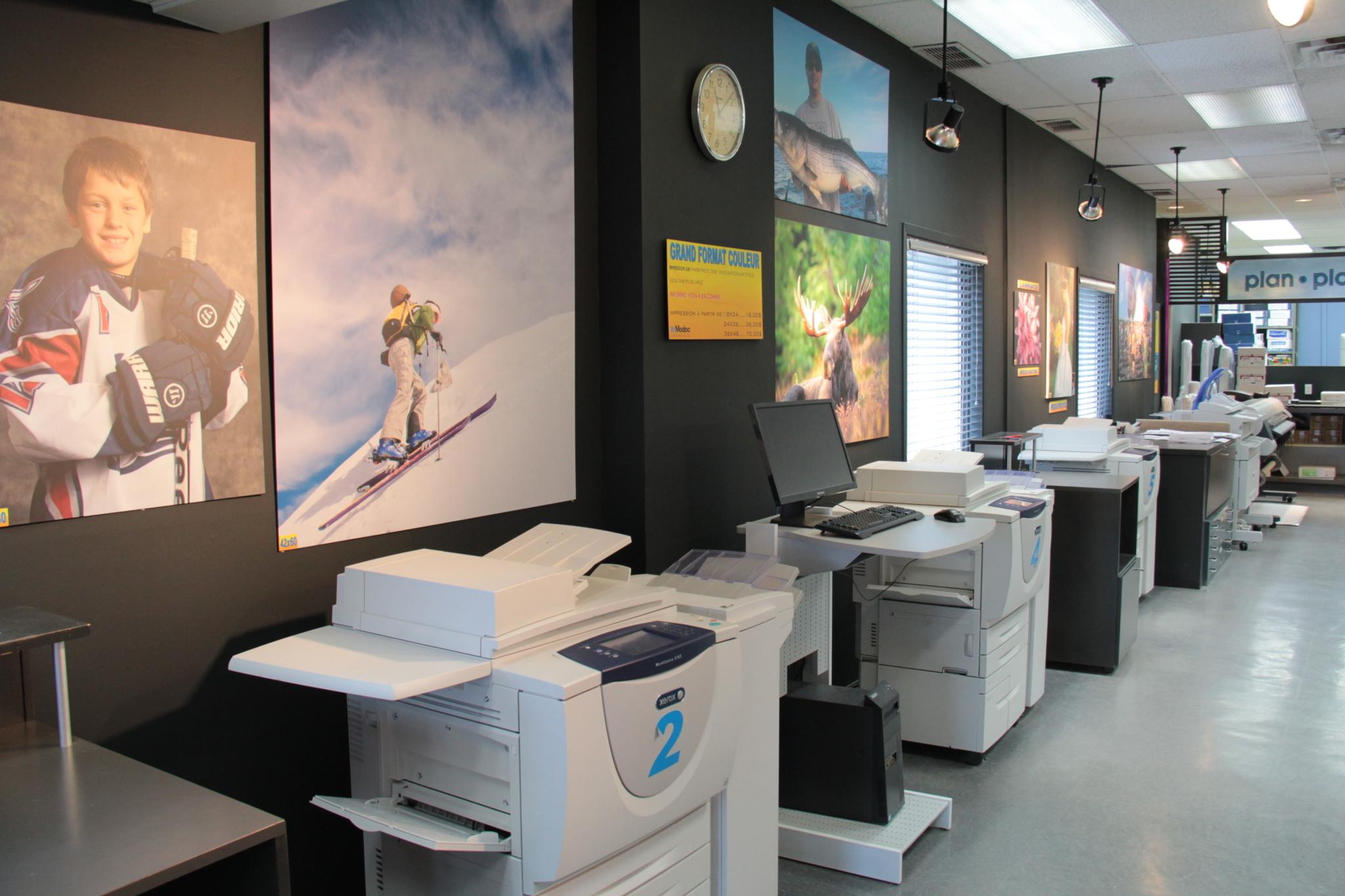 Modoc Imprimerie à Trois-Rivières