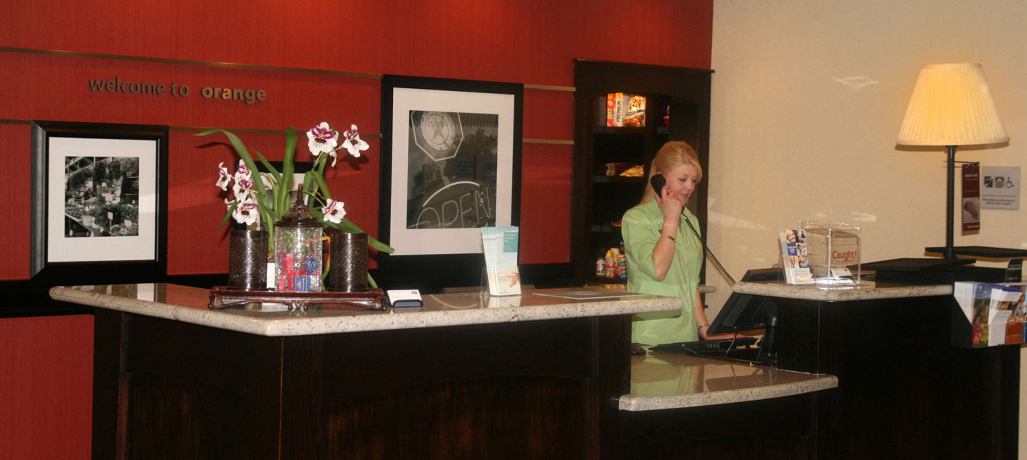 Hampton Inn Orange image 5