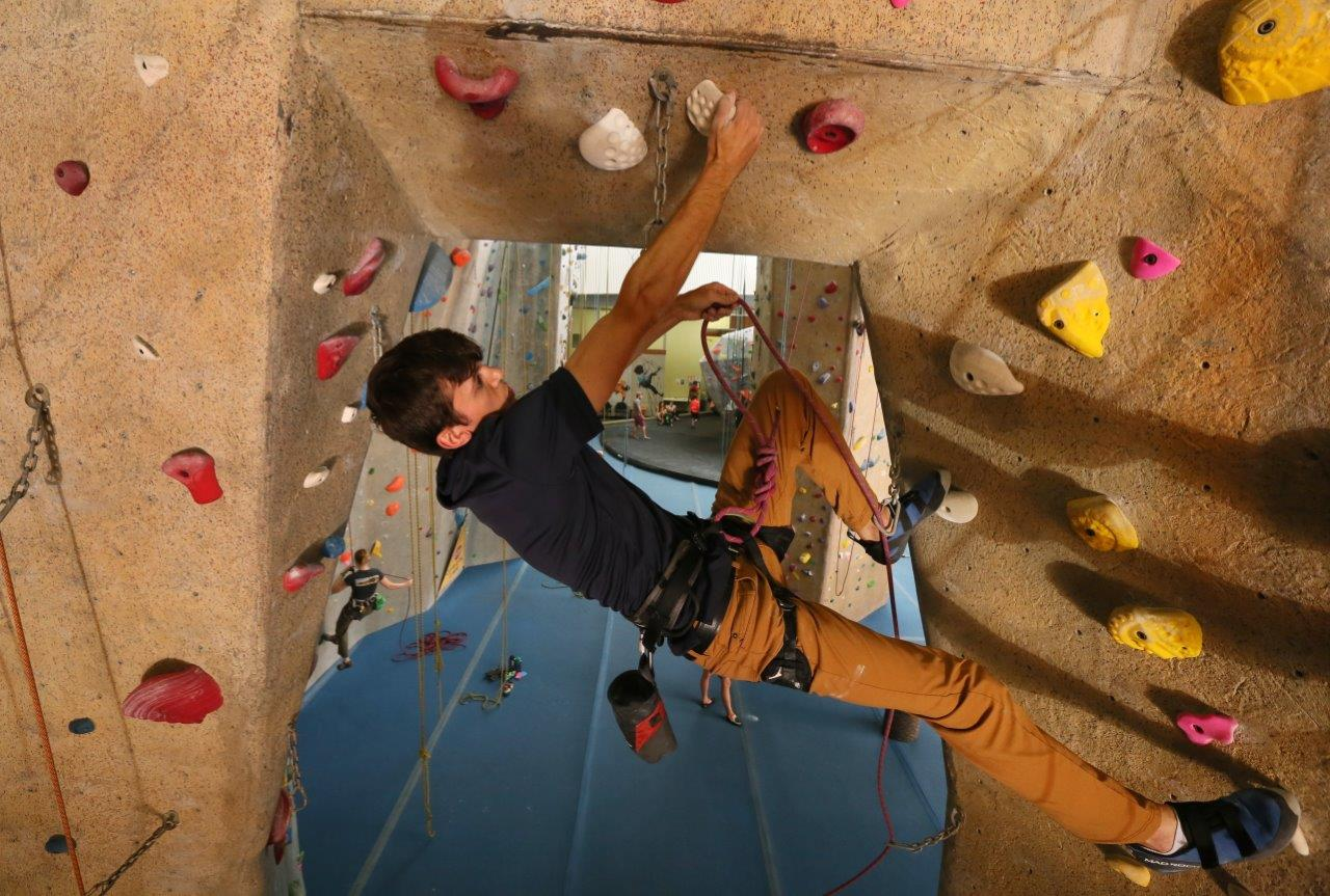 Upper Limits Rock Climbing Gym - Maryland Heights image 6