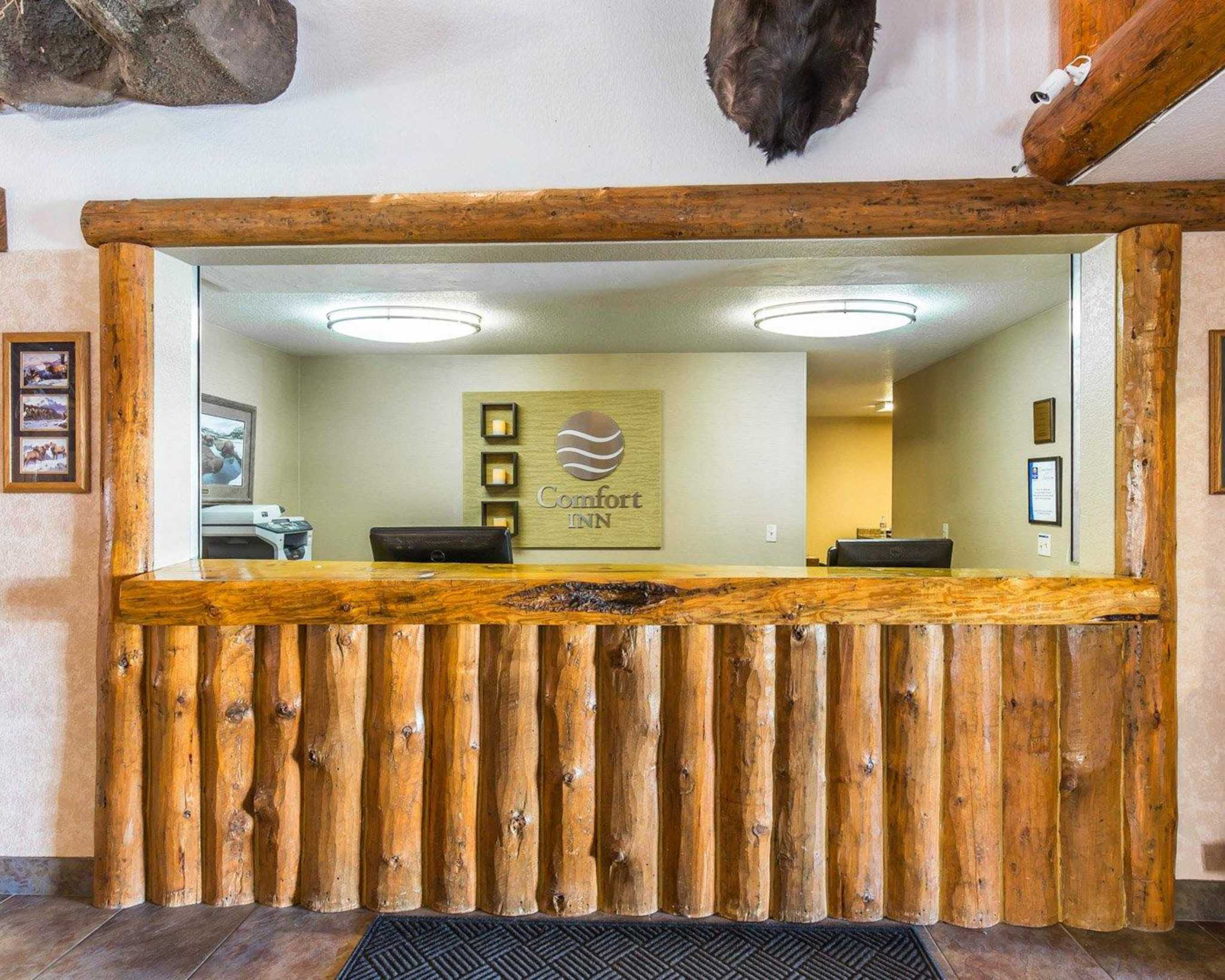 Comfort Inn Yellowstone North image 35