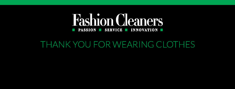 Fashion Cleaners image 0