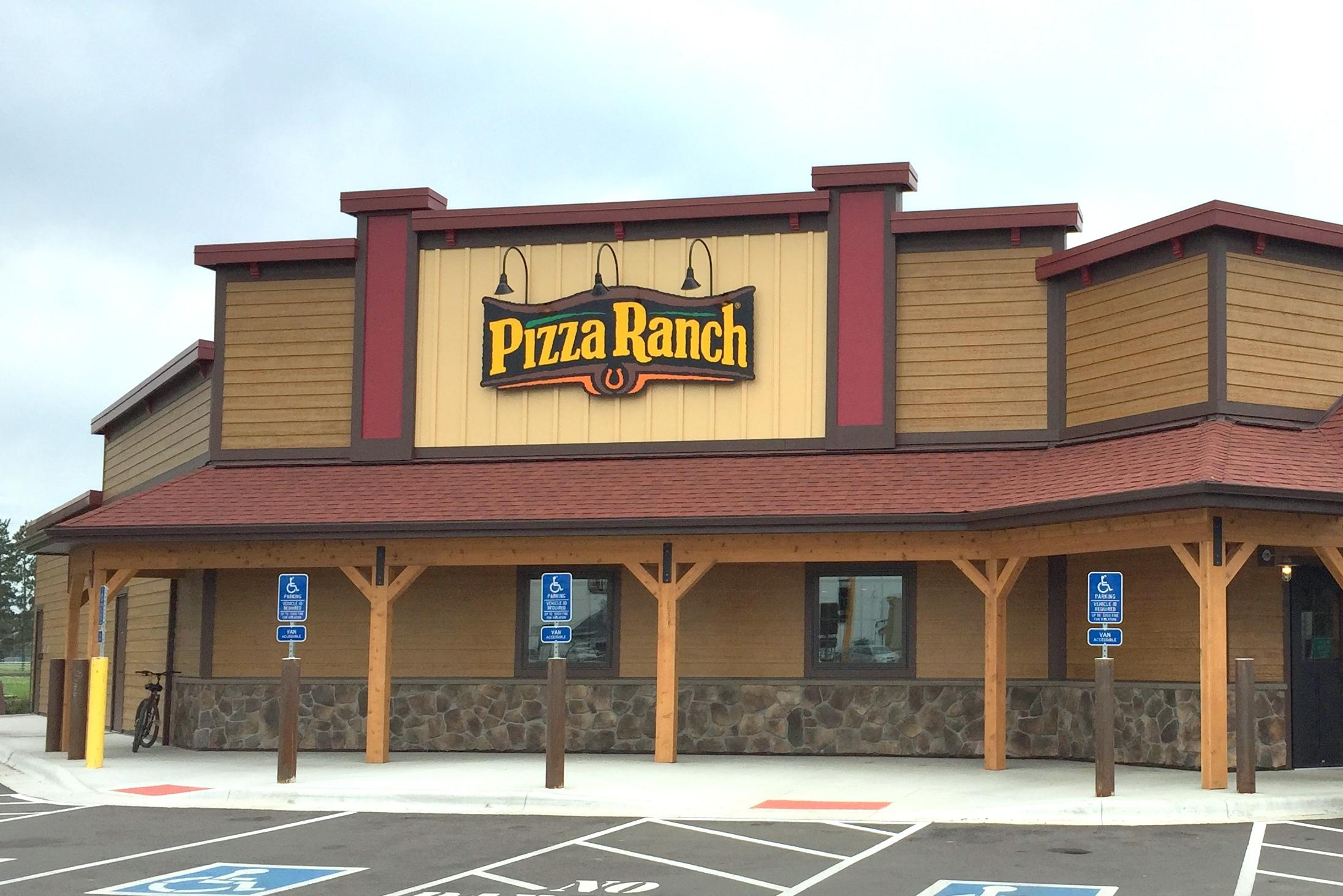Pizza Ranch - 3rd Avenue SE, Perham, Minnesota - Rated based on 60 Reviews