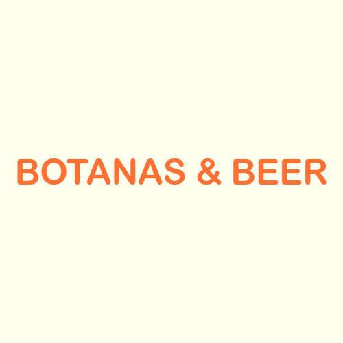 Botanas & Beer