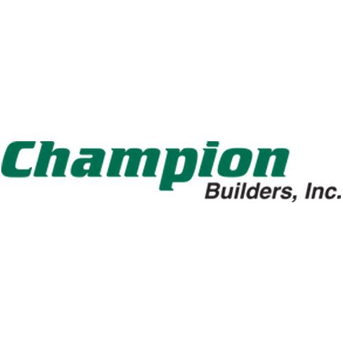 Champion Builders, Inc.