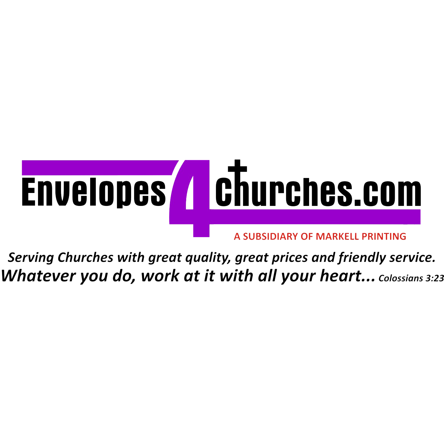 envelopes4churches