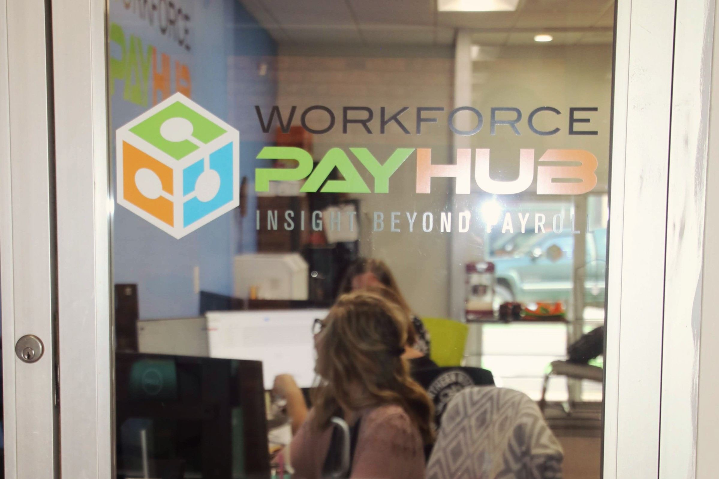 Workforce PayHub Entrance