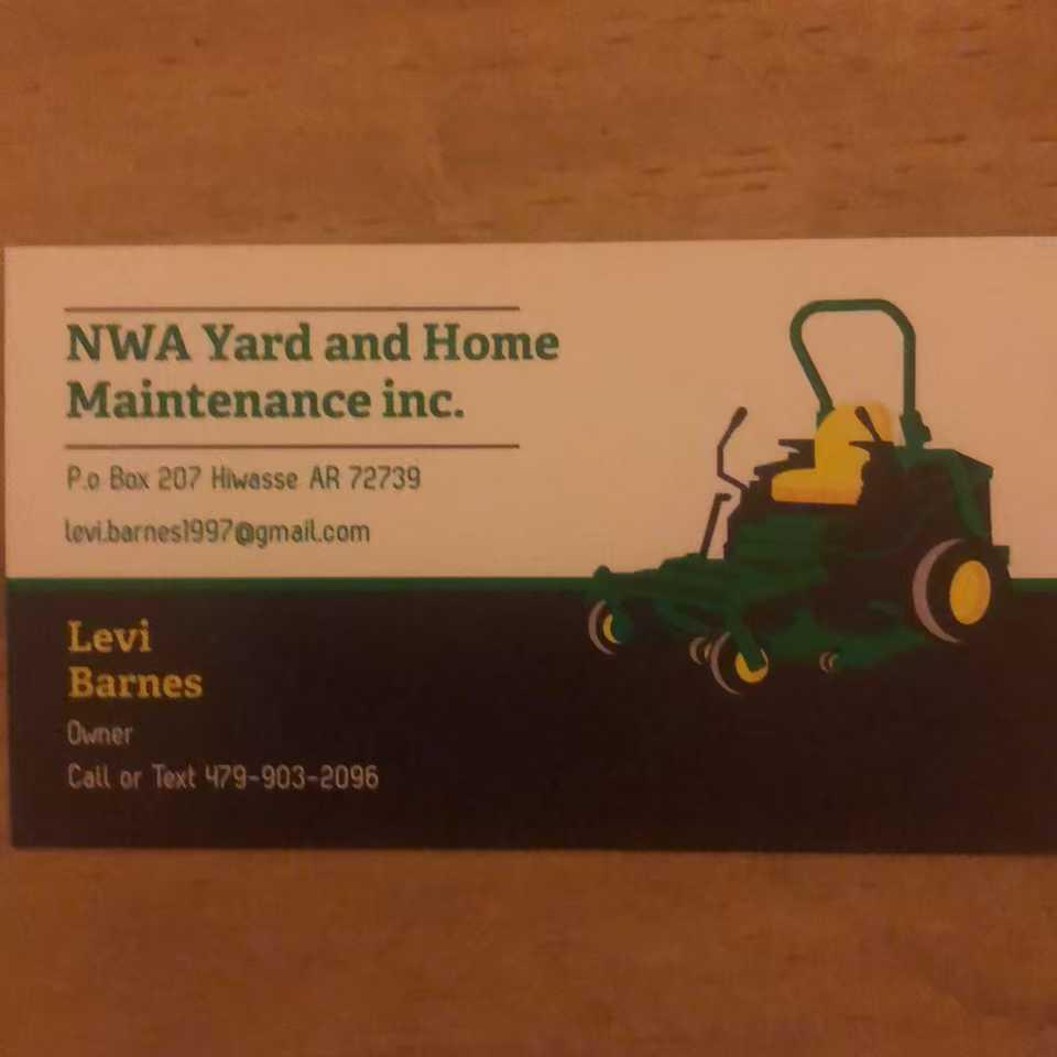 NWA Yard and Home Maintenance