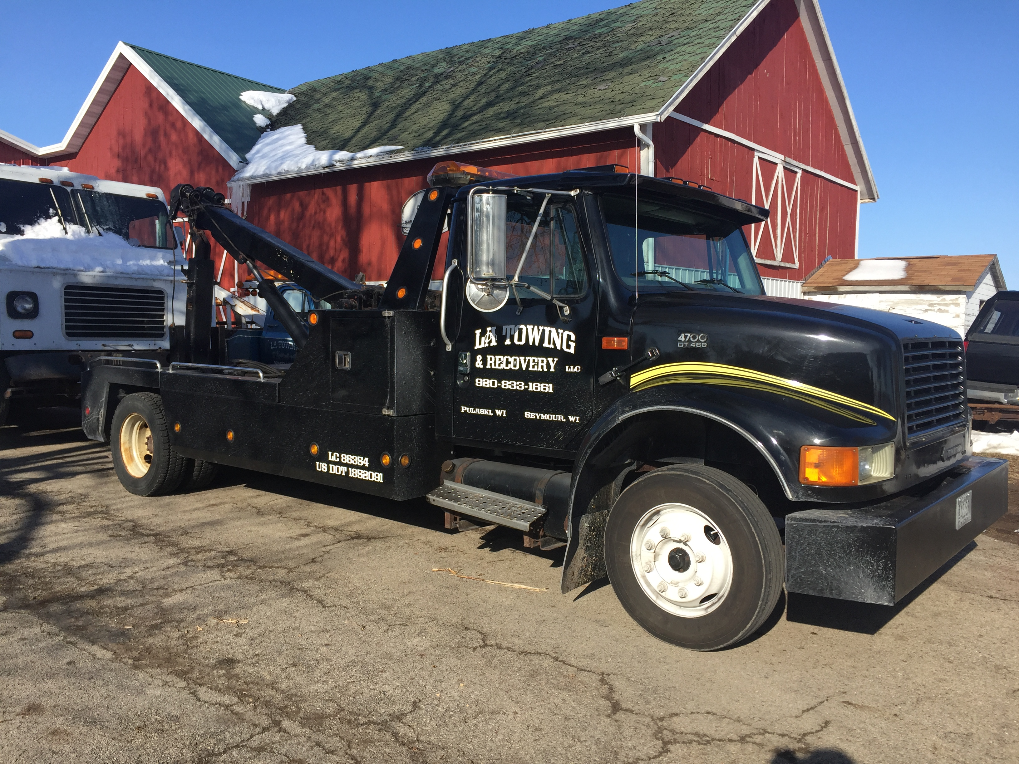 LA Towing & Recovery, LLC image 22