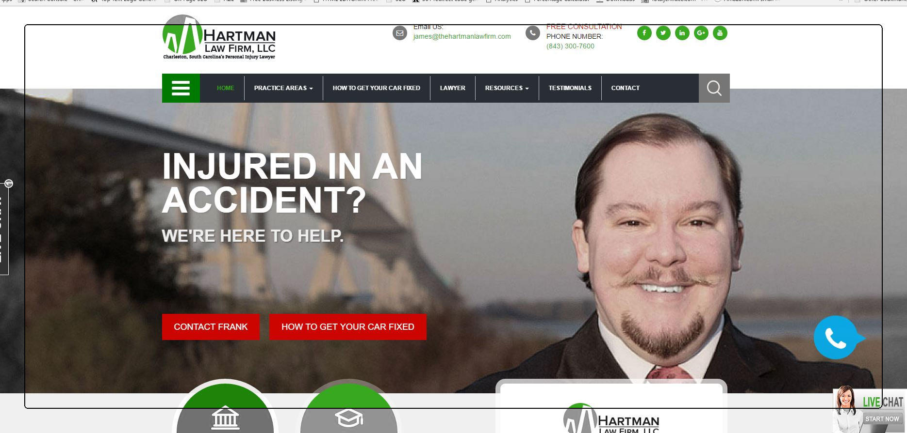The Hartman Law Firm, LLC image 0