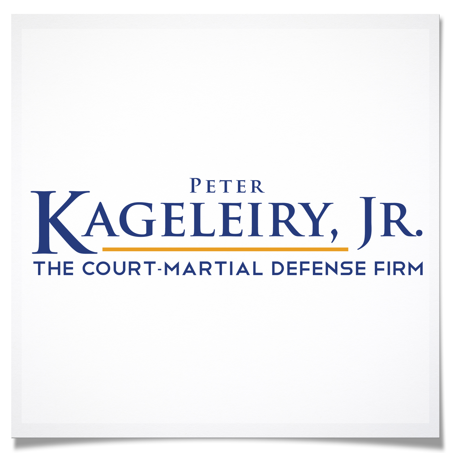 Law Office of Peter Kageleiry, Jr.