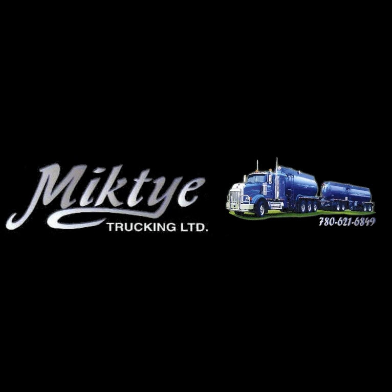 Miktye Trucking in Drayton Valley