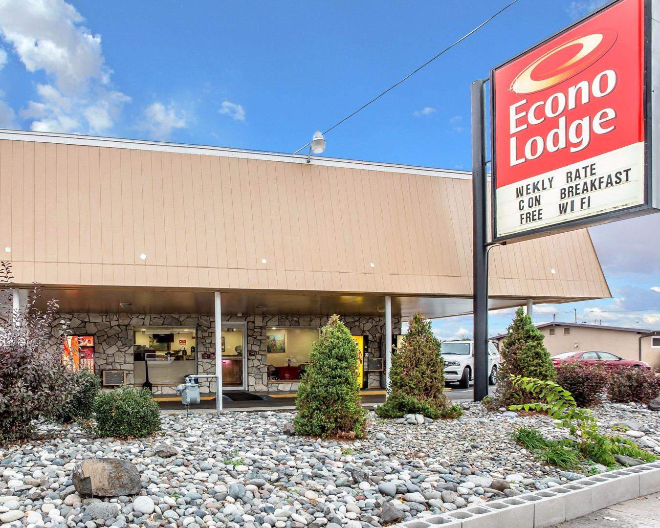 Econo Lodge In Lewiston  Id