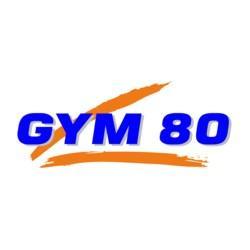 Logo von GYM 80 Fitness & Gesundheit Filiale Sarstedt
