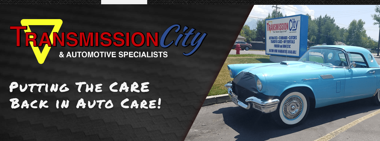 Transmission City & Automotive Specialists here to put the care back into auto care