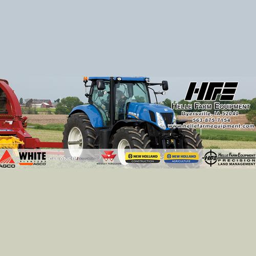 Helle Farm Equipment Inc