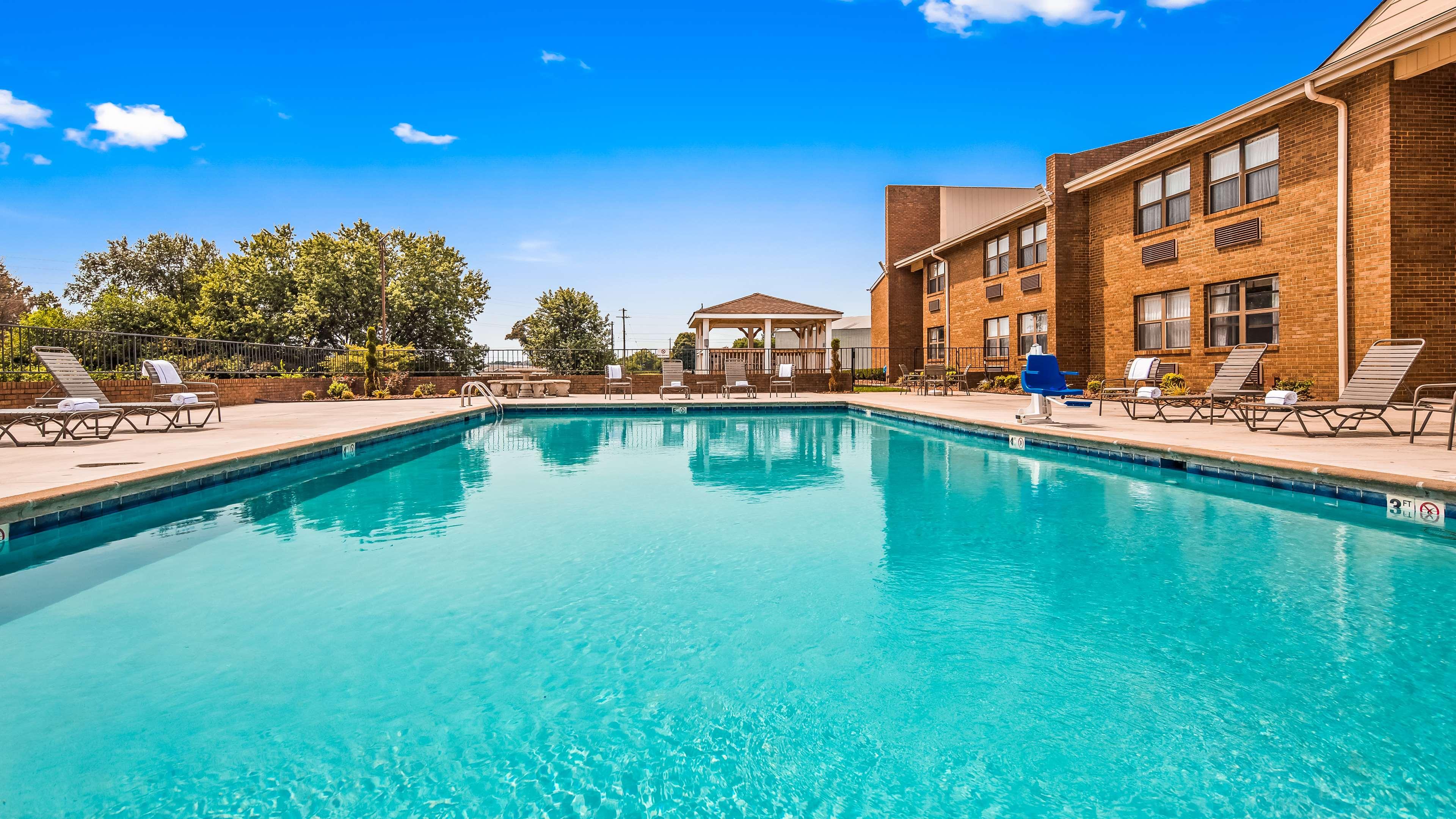 Best Western Campbellsville Inn image 15