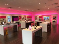 Interior photo of T-Mobile Store at Novi Rd. & Crescent Blvd., Novi, MI
