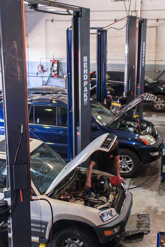Sunset Auto Imports Service image 6
