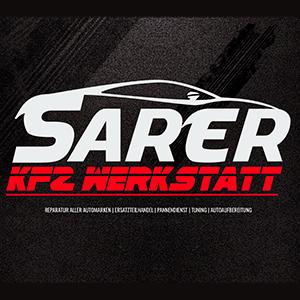 KFZ Sarer Logo