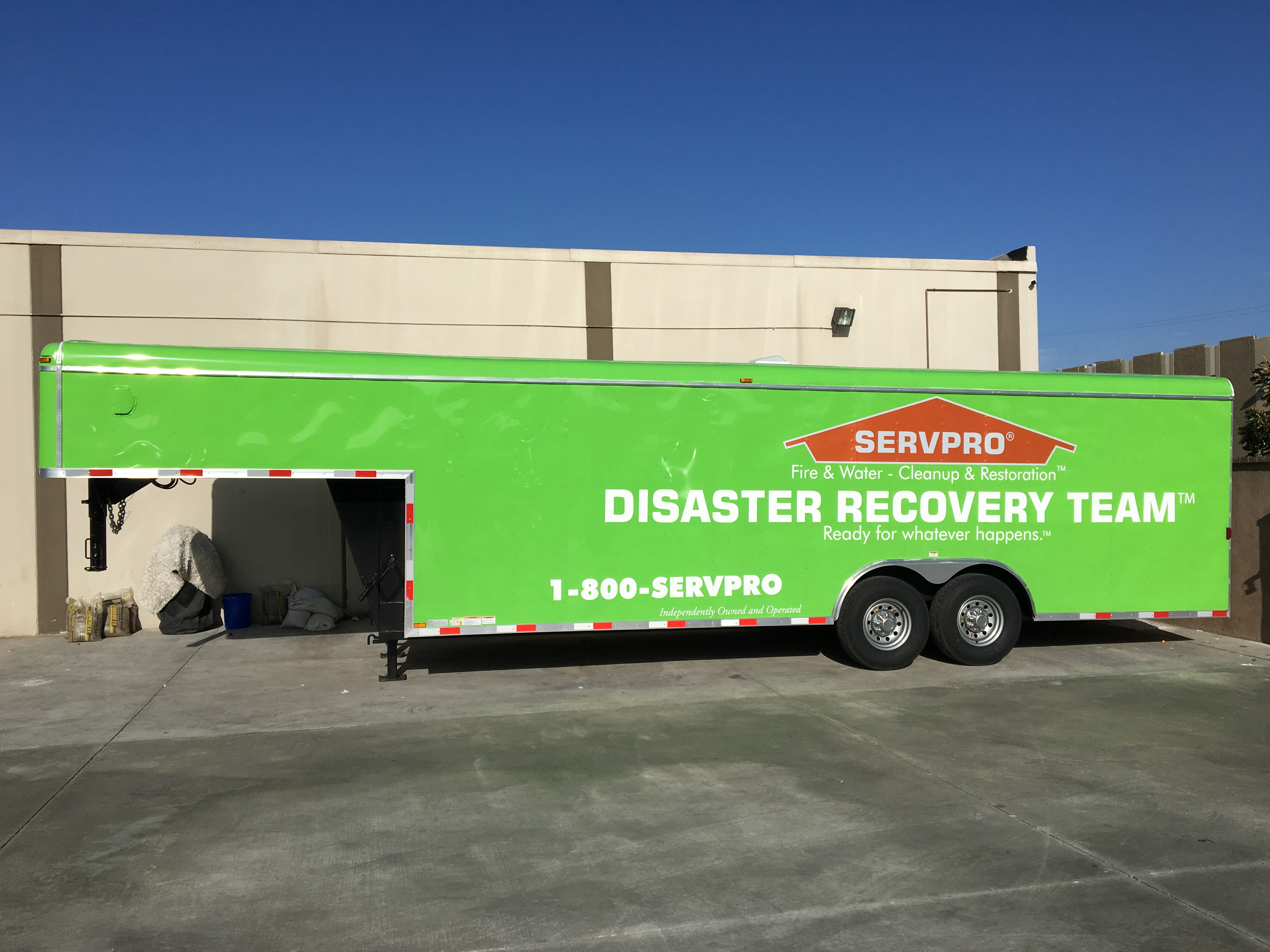 SERVPRO of Costa Mesa Water and Fire Damage Cleanup and Restoration image 18