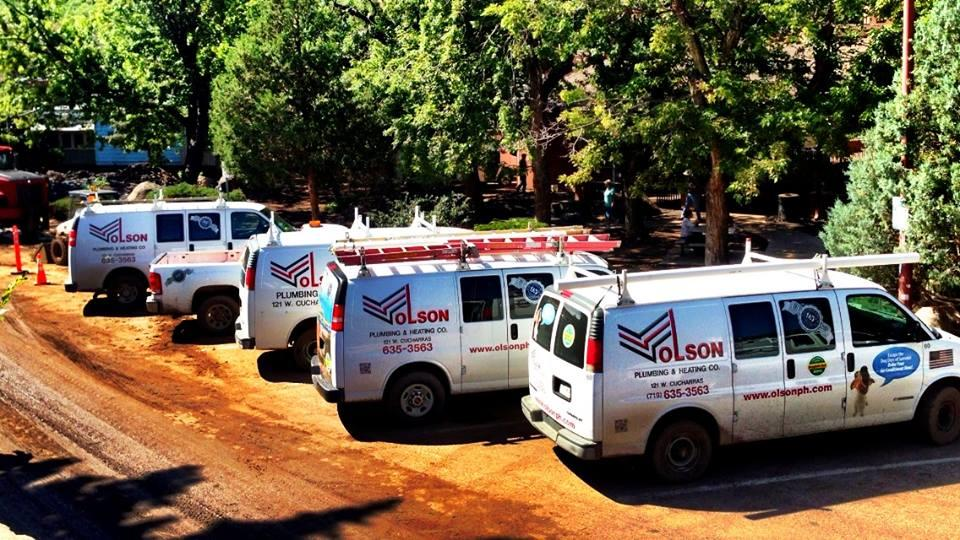 Olson Plumbing & Heating Co