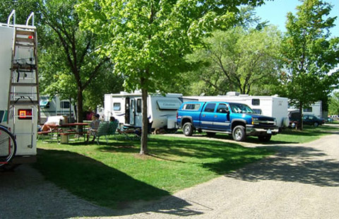 Westfield / Lake Erie KOA image 10