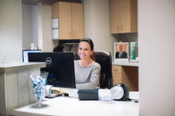Dr. Greg Campbell has a friendly and caring team. Meet Linda!
