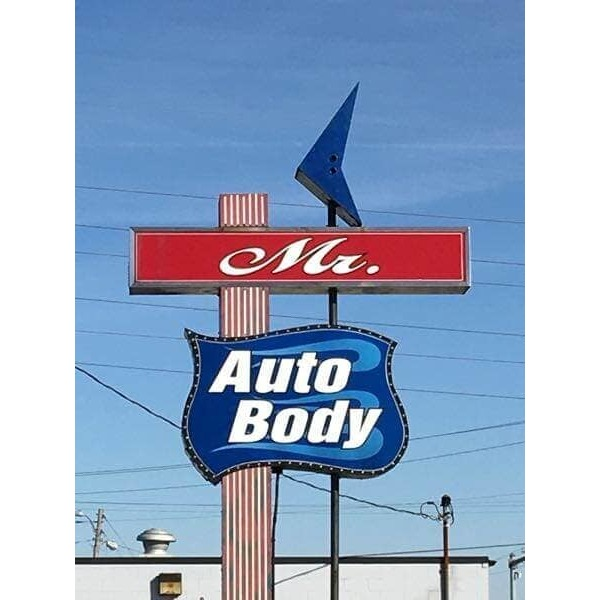 Mr. Auto Body Inc
