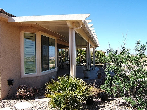 Ultra Patios   Patio Covers Las Vegas   Alumawood Solid Patio Covers