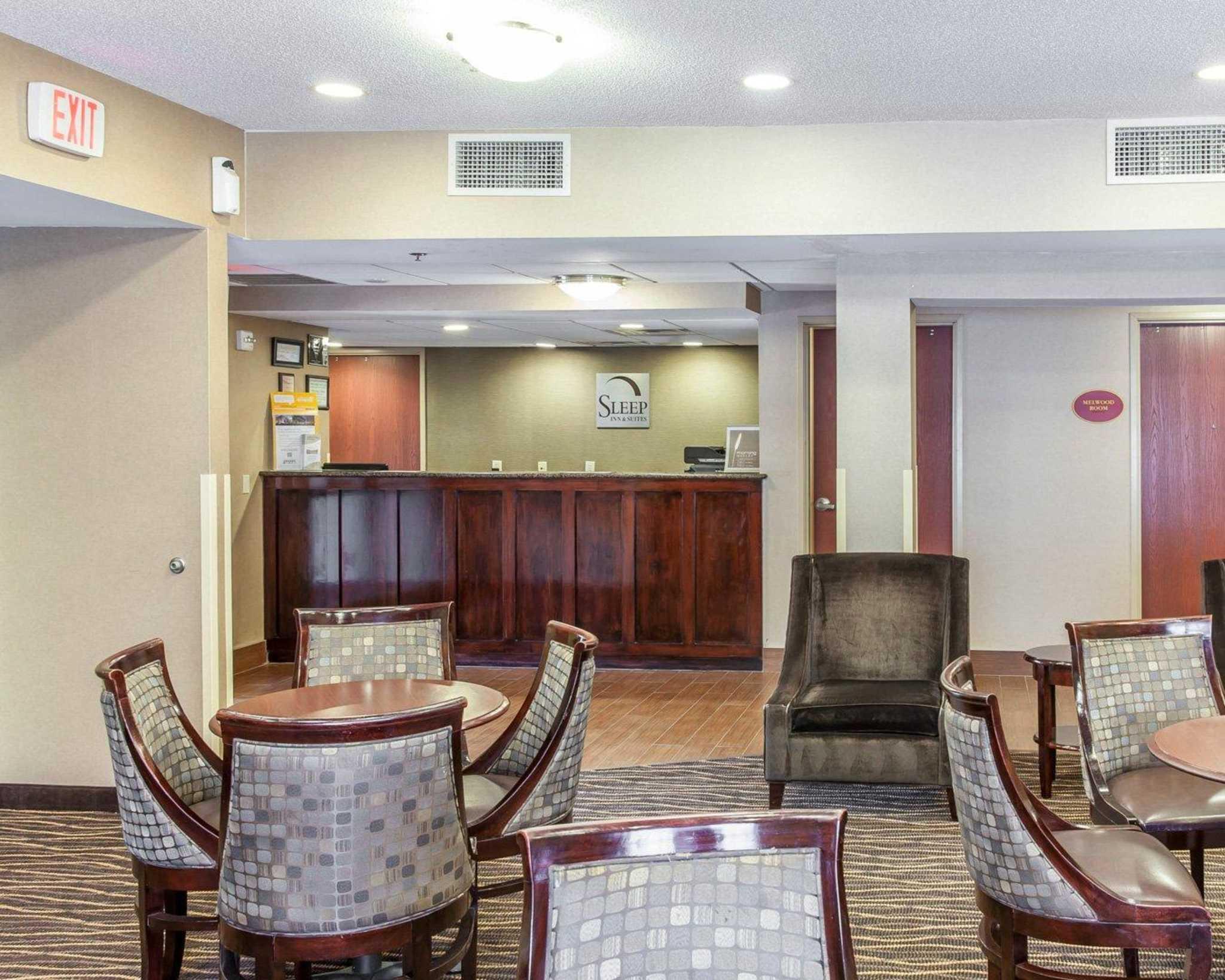 Sleep Inn & Suites Upper Marlboro near Andrews AFB image 16