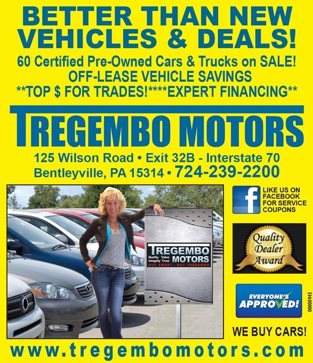 Tregembo Used Cars