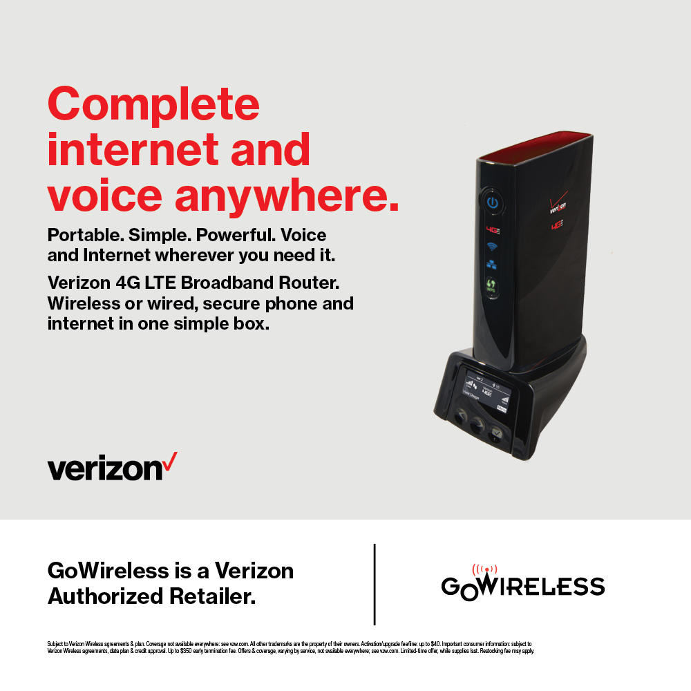 Verizon Authorized Retailer – GoWireless - CLOSED image 1