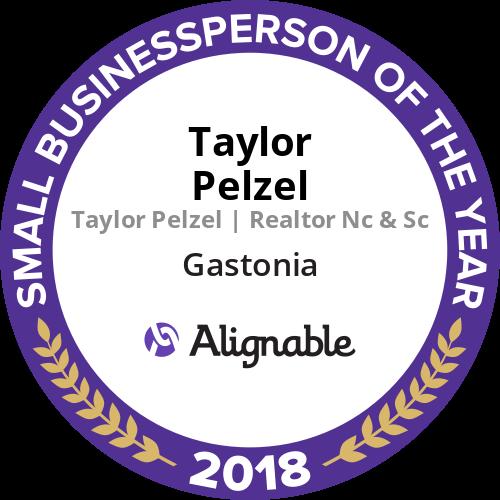 Taylor Pelzel Realtor NC & SC