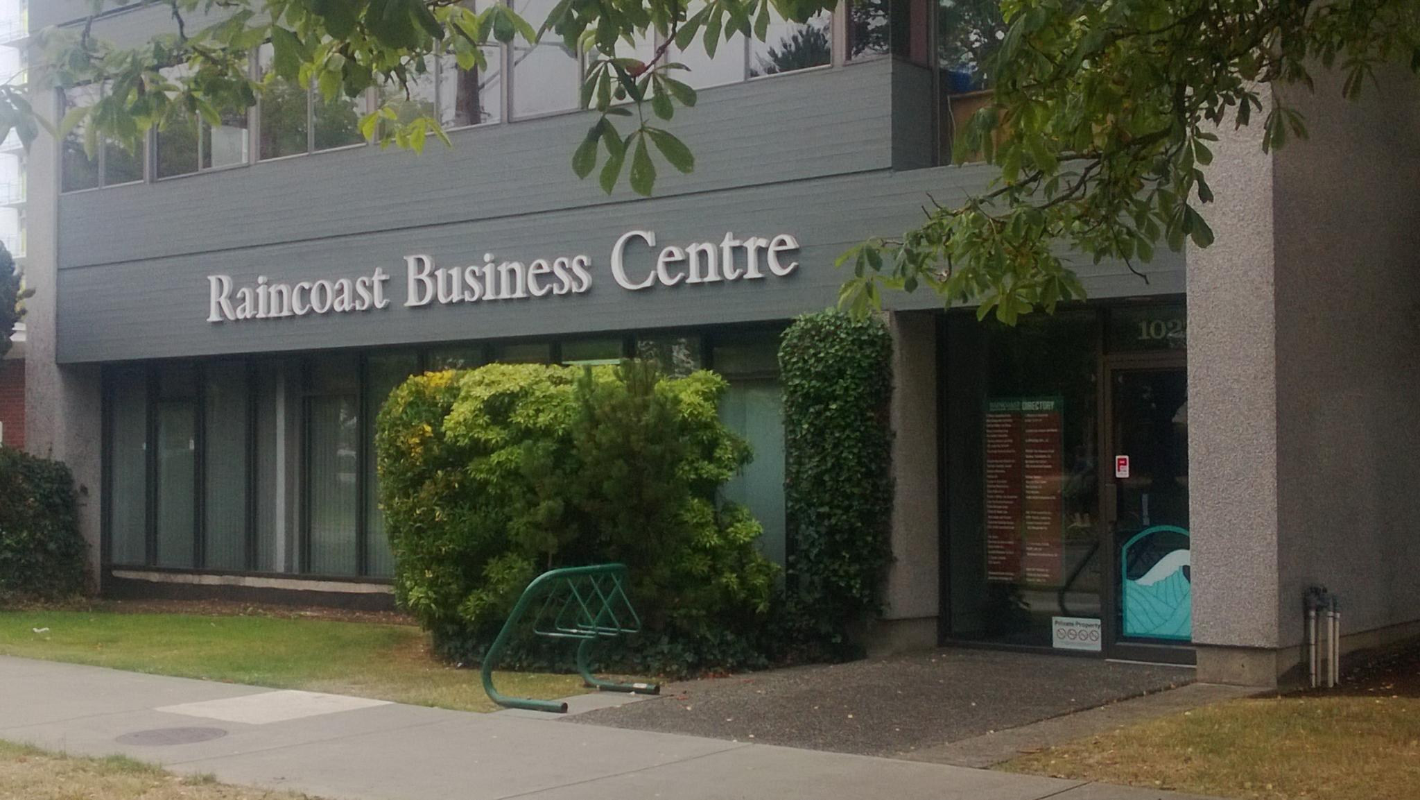 Raincoast Business Centre in Victoria