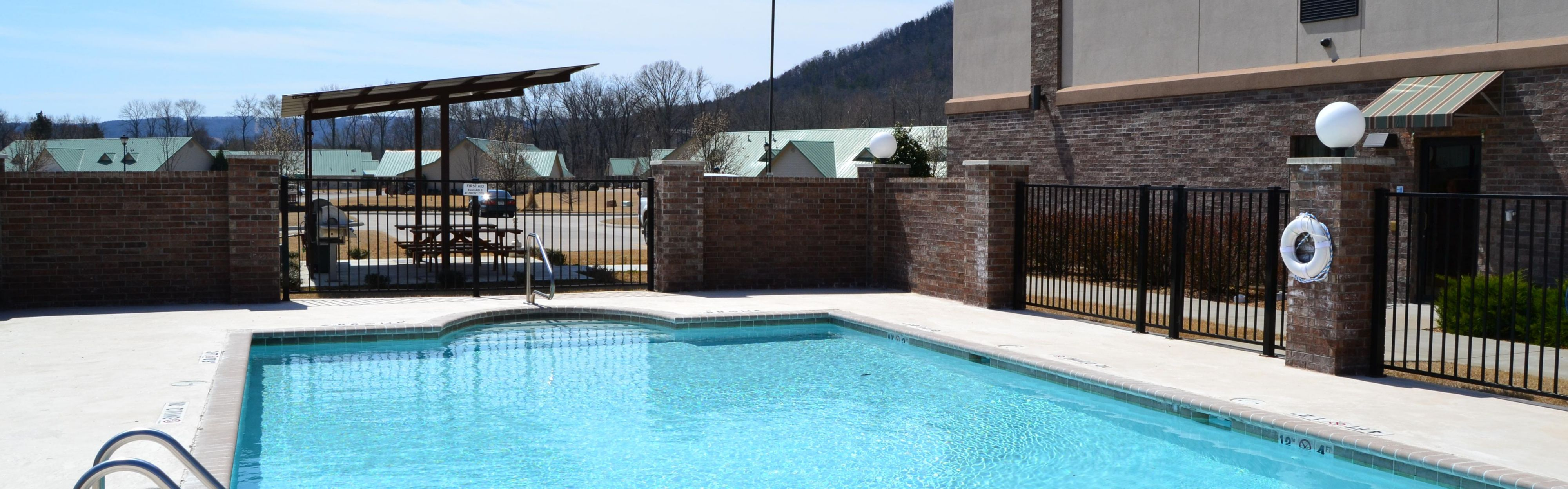 Holiday Inn Express & Suites Heber Springs image 2