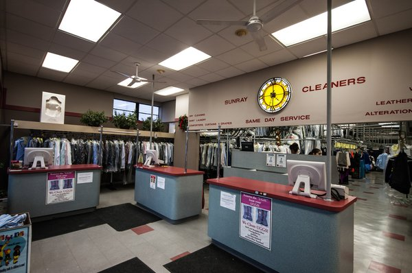 Sunray Cleaners image 0