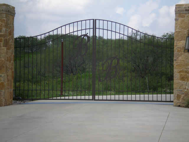 the original Mayfield Fence Co