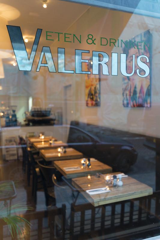 Valerius Eten & Drinken