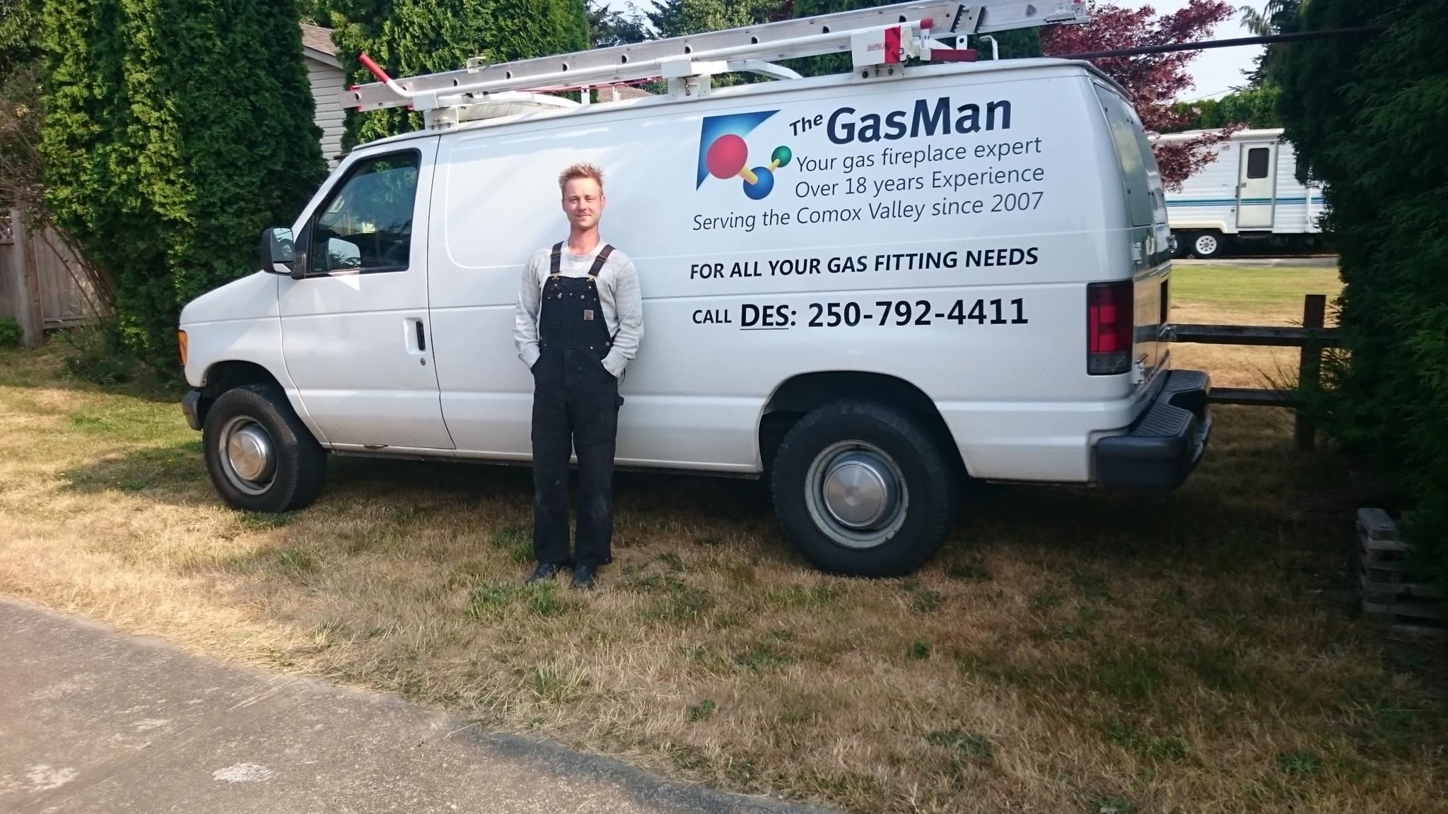 Des The Gas Man Ltd Courtenay Bc Ourbis