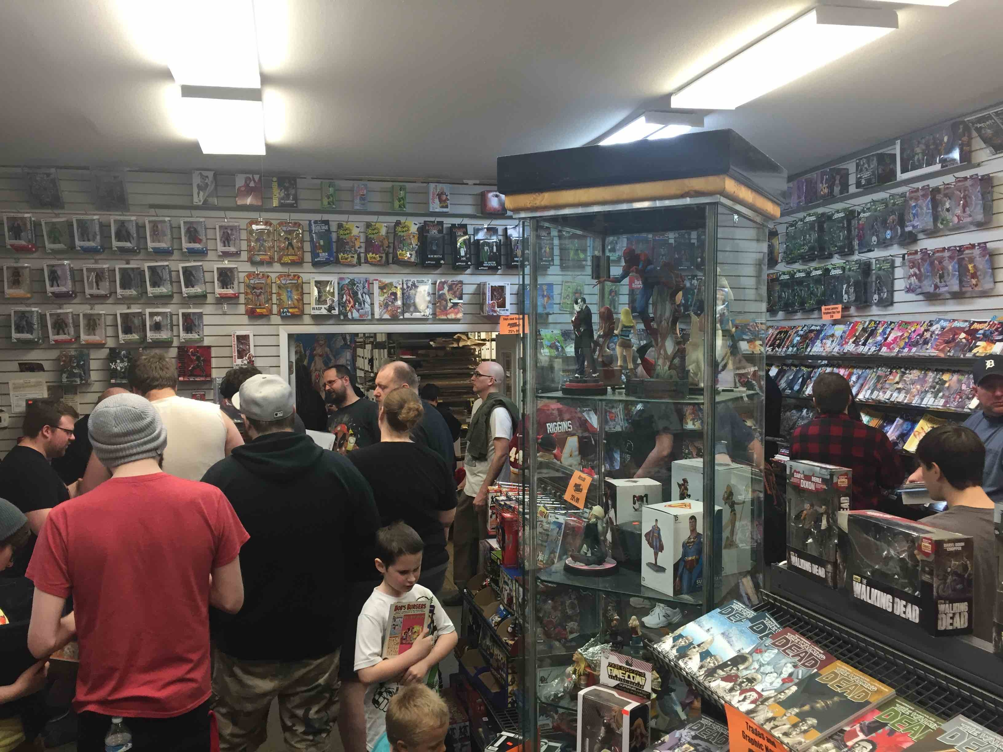 Rupp's Comics - Fremont, OH
