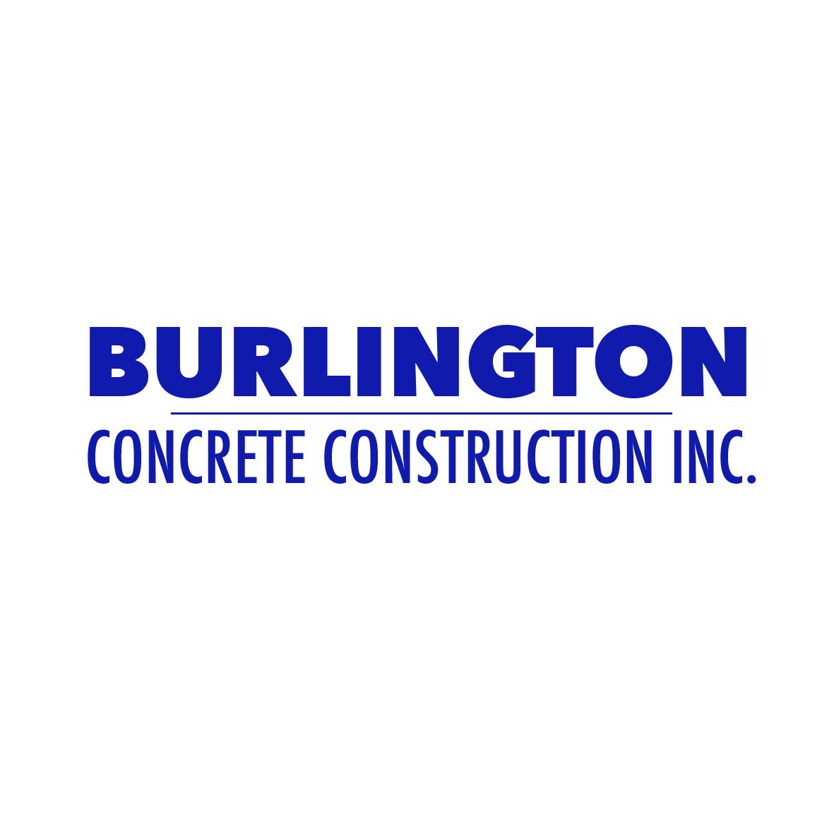 Burlington Concrete Construction Inc.
