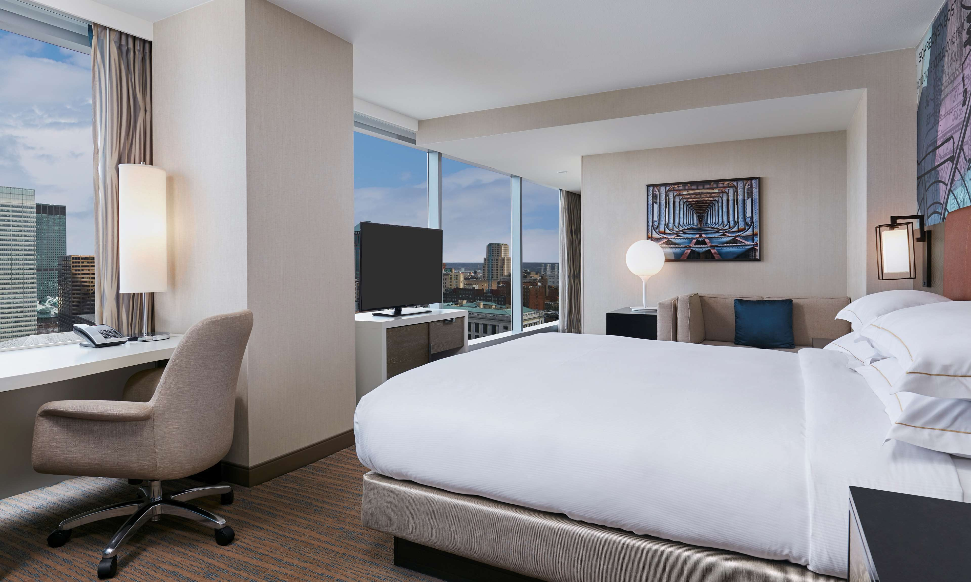 Hilton Cleveland Downtown At 100 Lakeside Avenue East