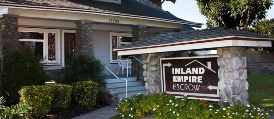 Inland Empire Escrow image 0
