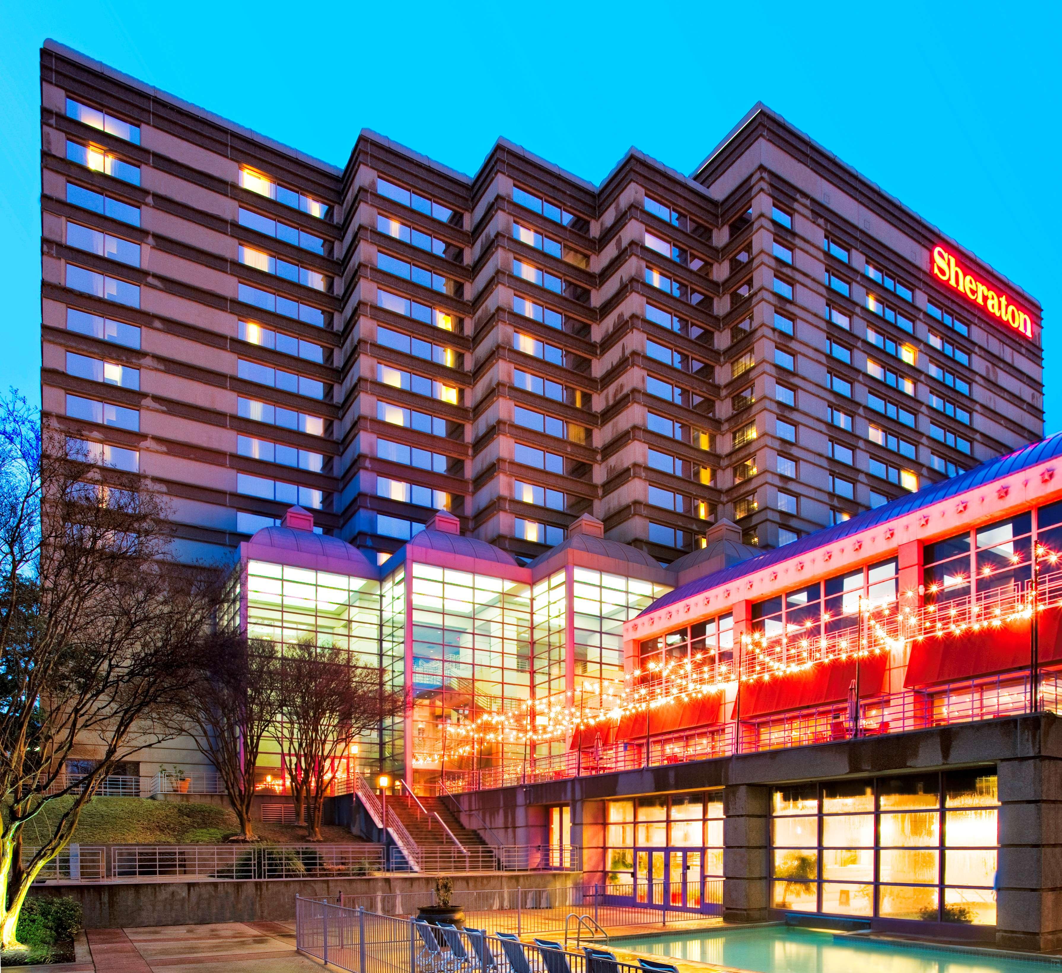 Sheraton Hotel Austin Tx