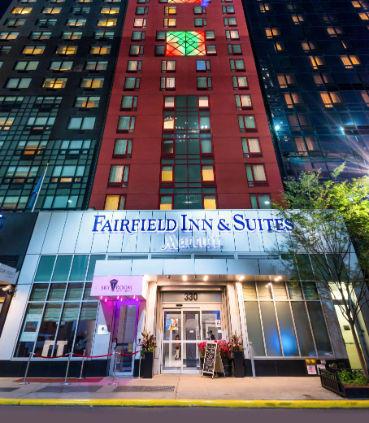 Fairfield Inn & Suites by Marriott New York Manhattan/Times Square image 13
