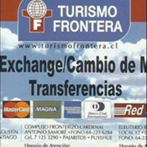 Casa de Cambio Turismo Frontera