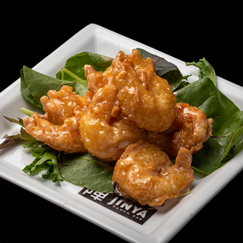 Click to expand image of Spicy Creamy Shrimp Tempura