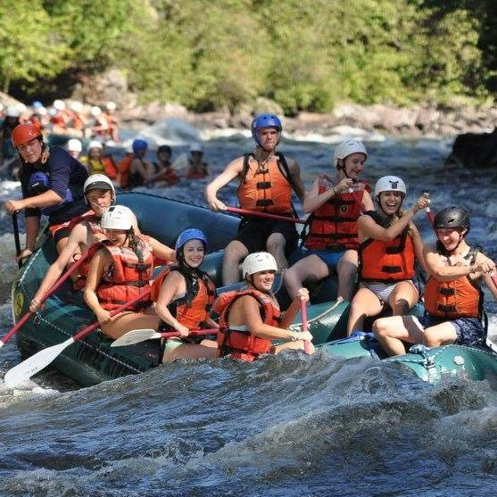 Three Rivers Whitewater Rafting Maine image 2