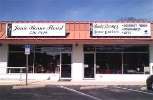 Janie Beane Florist Inc - ad image